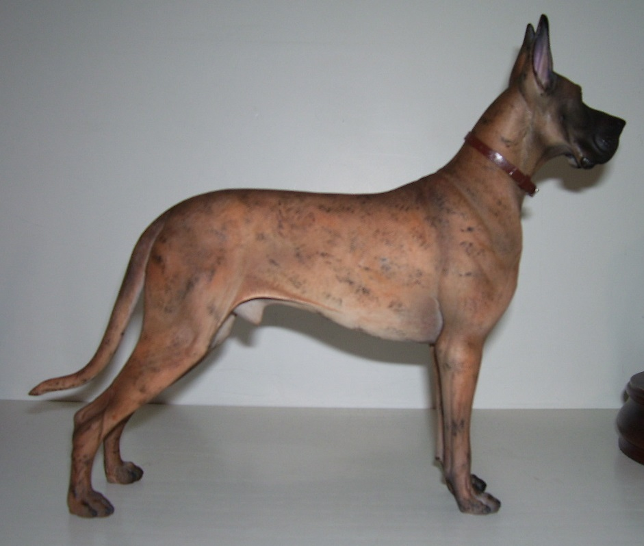 NEW PRODUCT: Mr.Z: simulation animal 37th-1/6 ratio German Great Dane German Great Dane - full set of 6 colors 49438466328_037622625c_o