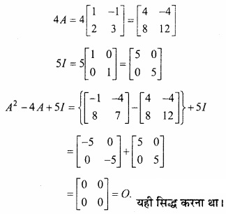 MP Board Class 12th Maths Important Questions Chapter 3 आव्यूह img 10a