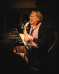 Anthony Braxton at Cafe OTO - January 21 2020.