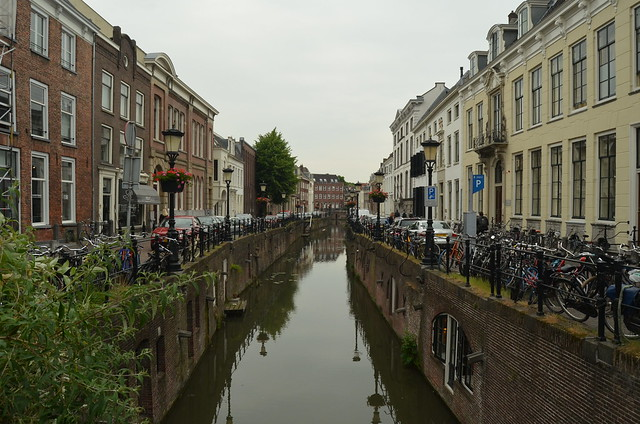 The canals of Utrecht IV