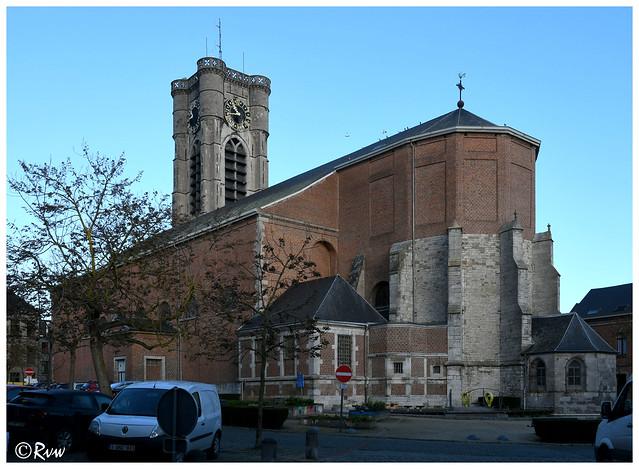 Église Saint-Julien / Sint-Julianuskerk (15th. century) -- Ath