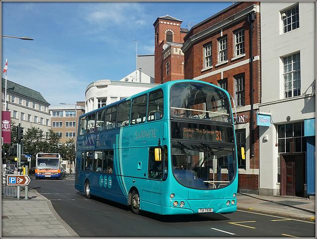 Arriva Midlands 4008