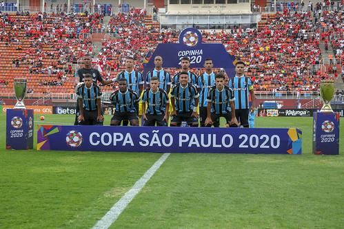Grêmio X Internacinal | Copa São Paulo 2020