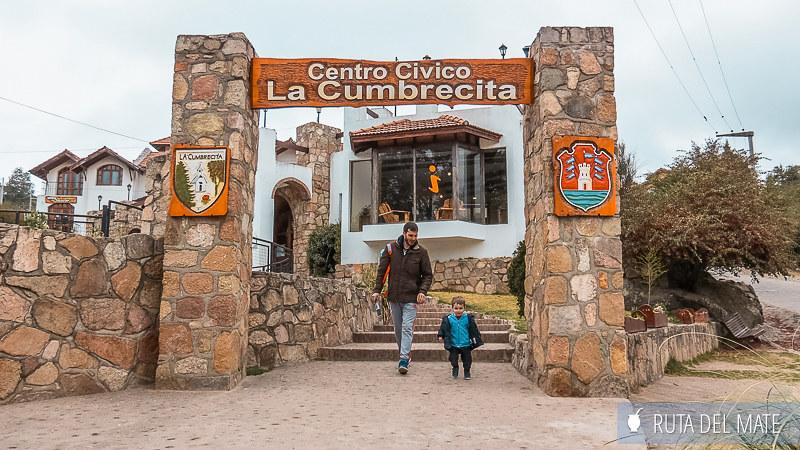 Centro Cívico de la Cumbrecita