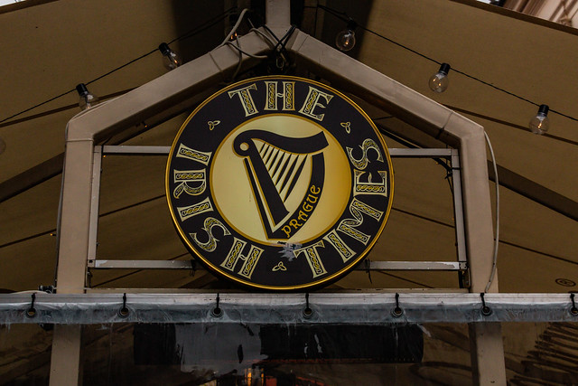 The Irish Times Bar