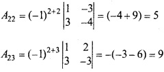 MP Board Class 12th Maths Important Questions Chapter 3 आव्यूह img 37a