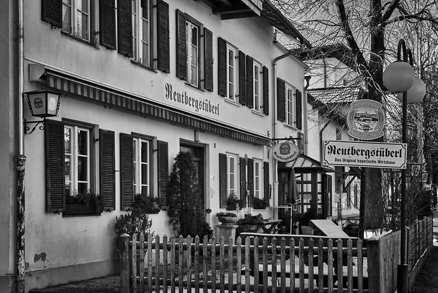Original Bayerisches Wirtshaus