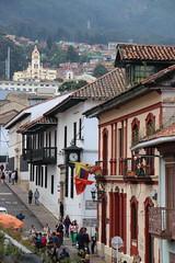Streets of Bogota