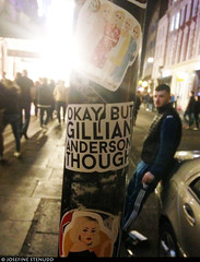 20190330_i5 ''Okay but Gillian Anderson though'' | London, England