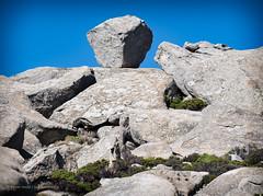 Ikaria/Ικαρία - Pentagonal shaped boulder