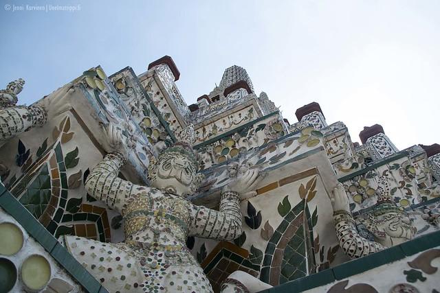 Wat Arun, Bangkok, Thaimaa