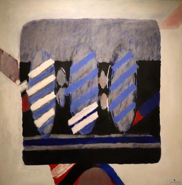 Pintura #1, 1968, Manuel Hernandez, 1928-2014