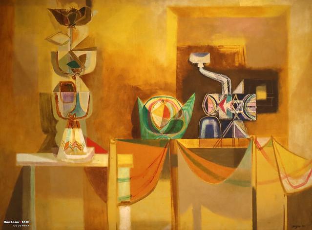Pintura, 1955, Alejandro Obregon, 1920-1992