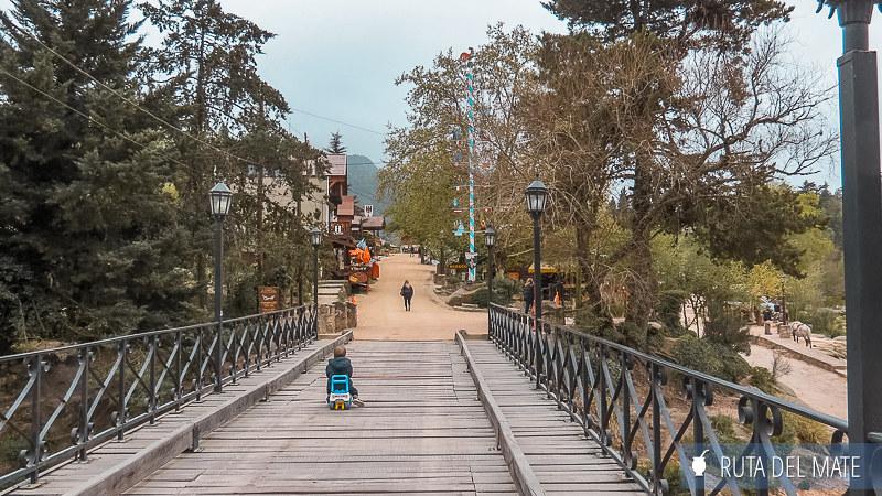 La Cumbrecita, pueblo peatonal