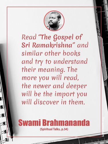 Inspiration | Quotation | Swami Brahmananda