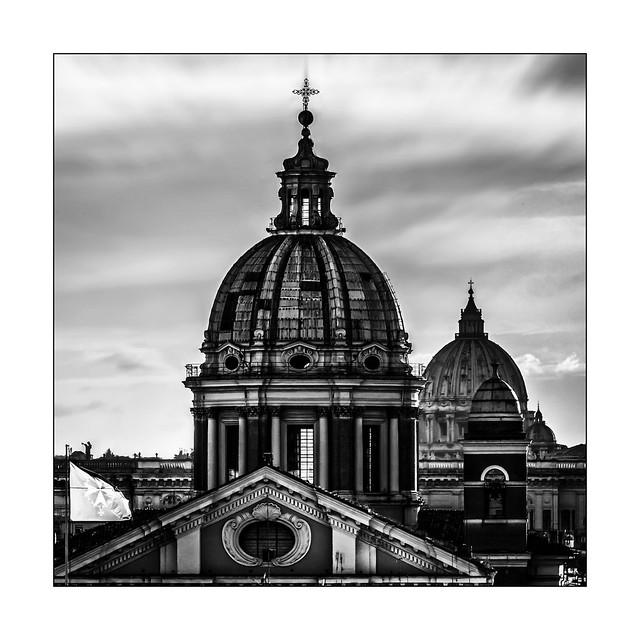 Les Basiliques de Rome