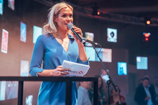 Miss Belgium Virginie Claes