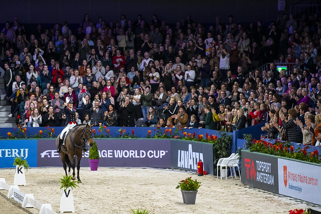 FEI Dressage World Cup™ 2020 - Amsterdam (NED)
