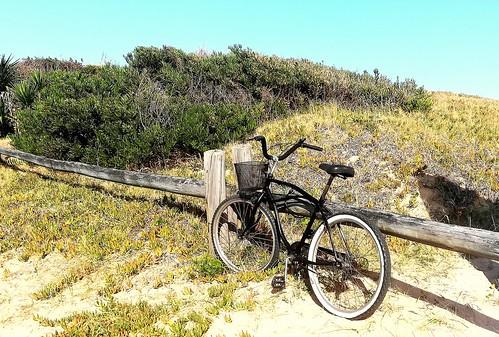Bicycle by the Dunes Punta del Este