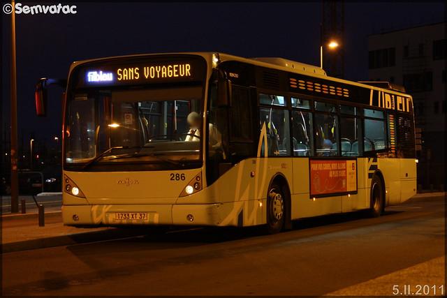Van Hool New A330 – Keolis Tours / Fil Bleu n°286