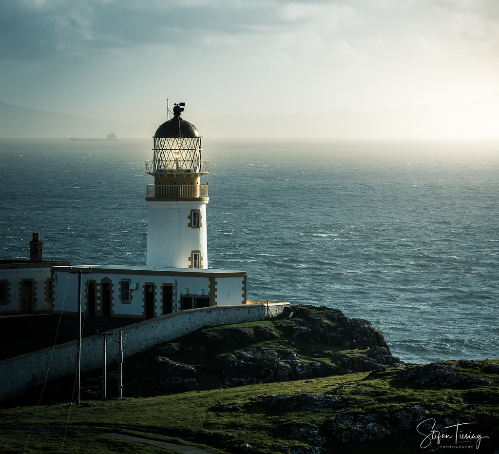 Sunset at Neist Point