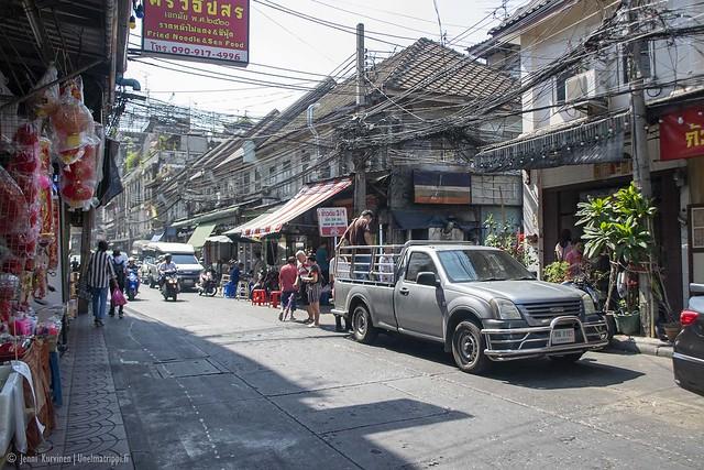 Chinatown, Bangkok, Thaimaa