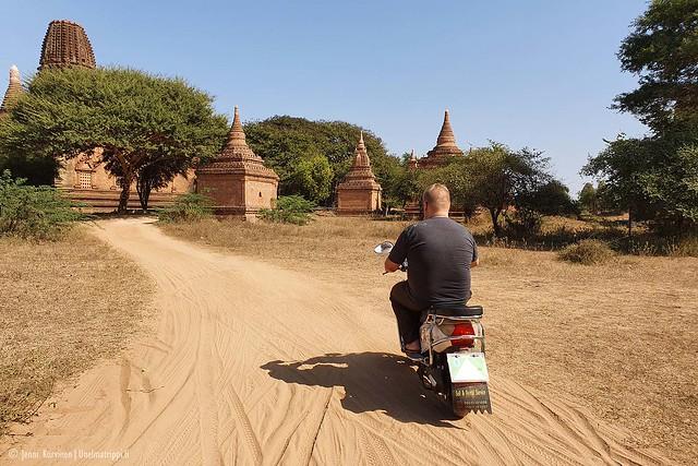Mopoilua Baganissa Myanmarissa