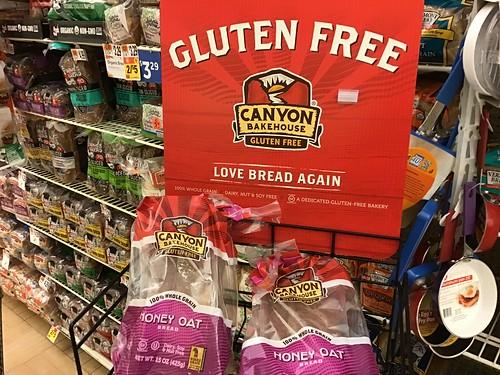 Gluten Free Bread, Canyon Bakehouse