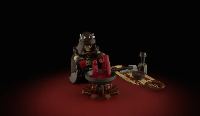 Fantasy figs - The Bloodteller (read desc)