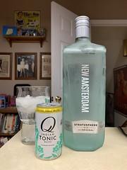 Limeless Gin & Tonic