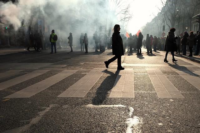 Manifestation  ( serie walkers )