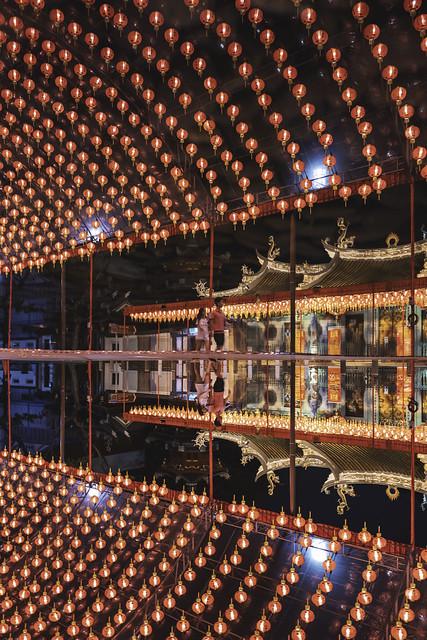 Thian Hock Keng Temple of Singapore