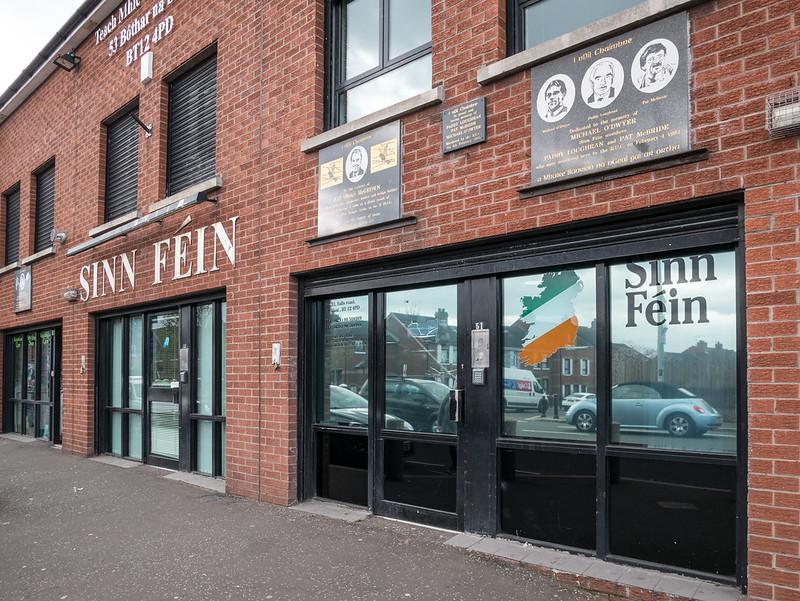 Sinn Fein Office, Belfast