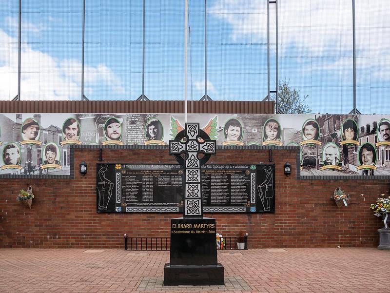 Clonard Martyrs Memorial Garden