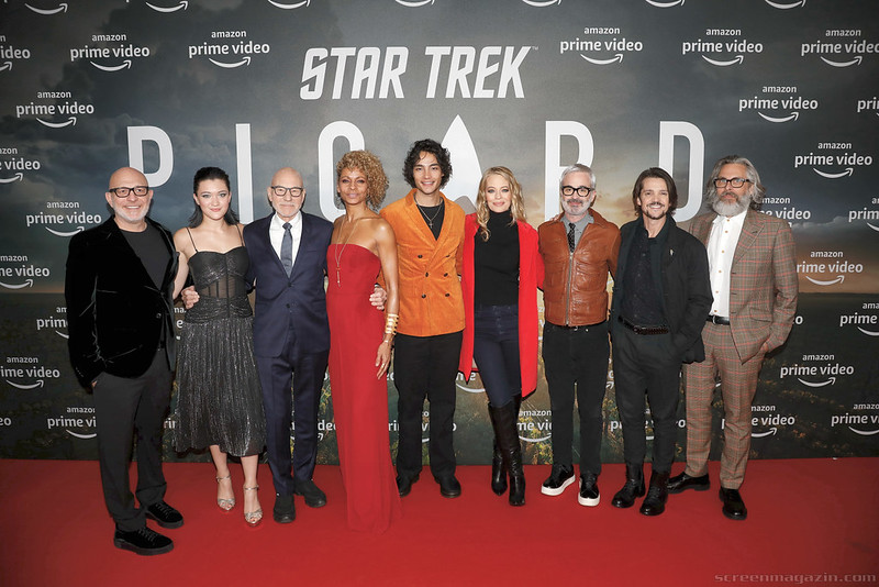 Star Trek   Picard in Berlin
