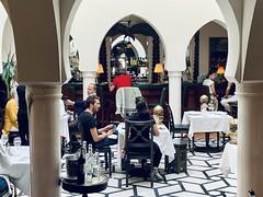 Lunch my friend 😎#rickscafecasablanca #rickscafe #morocco