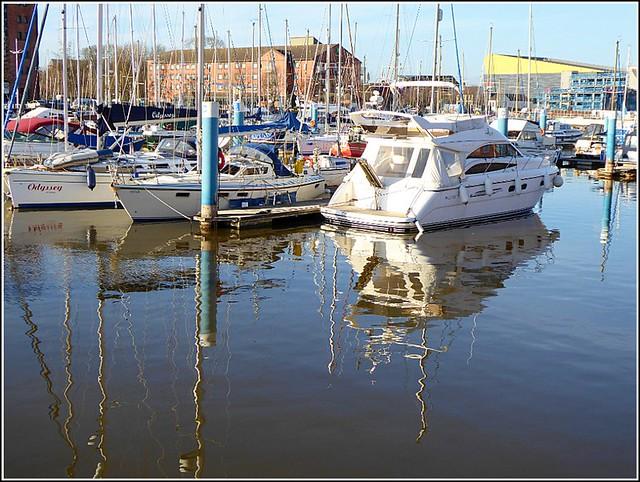 Marina Reflections  ...