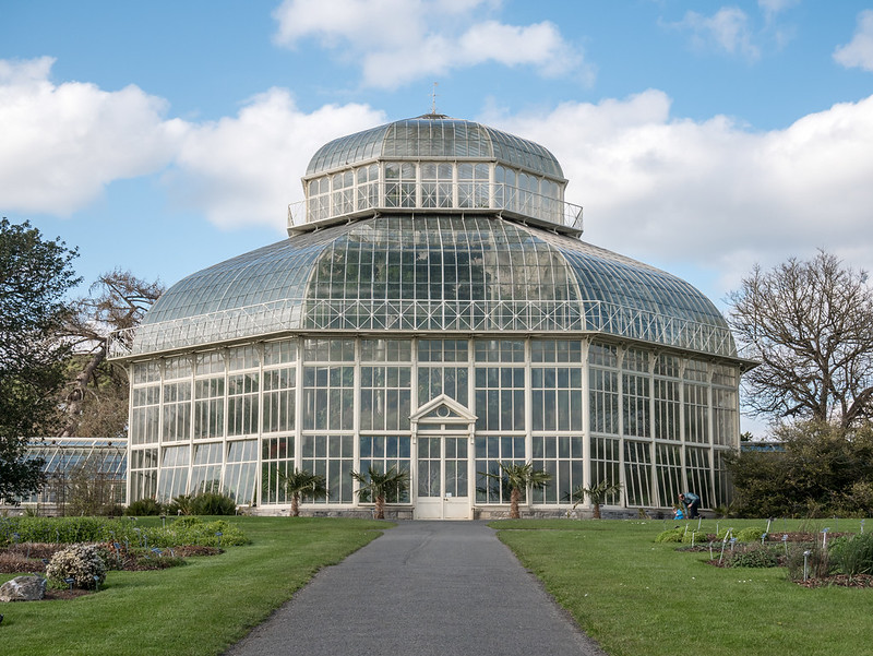 The National Botanic Gardens of Ireland, Dublin