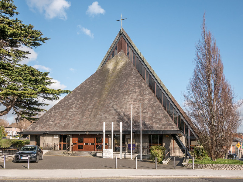 Our Lady of Dolours Pyramid Church, Dublin