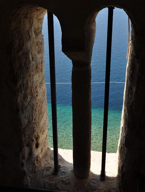 Rêver à la mer Adriatique, Rab, île de Rab, Comitat de Primorje-Gorski Kotar, Croatie.