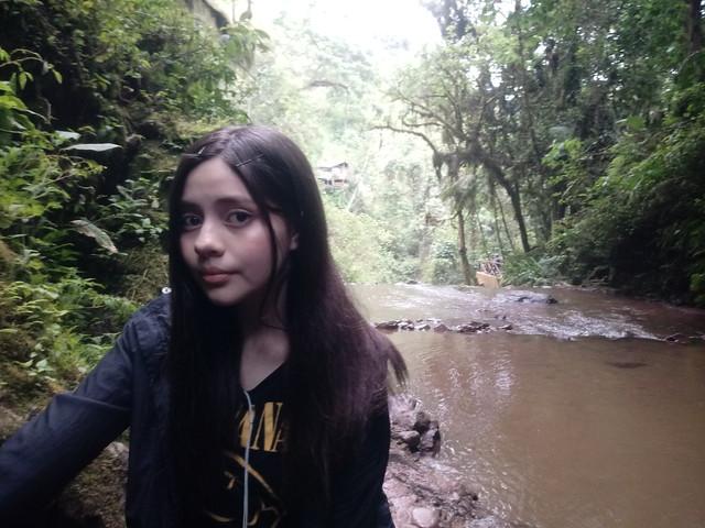 Oxapampa - Catarata del río Tigre