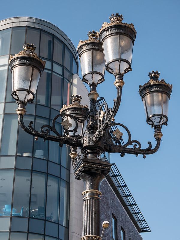 Lamp, Dublin