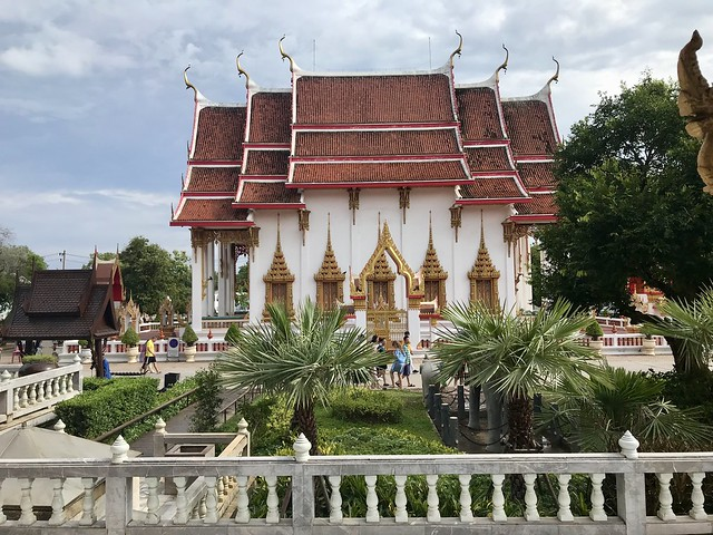 Visiting Wat Chalong, Phuket