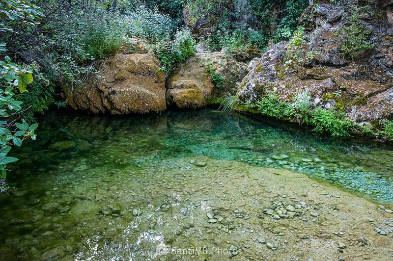 Río Brugent cerca de la Font de la Llódriga