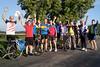 Auf der Fahrradtour Kocher-Jagst 2016