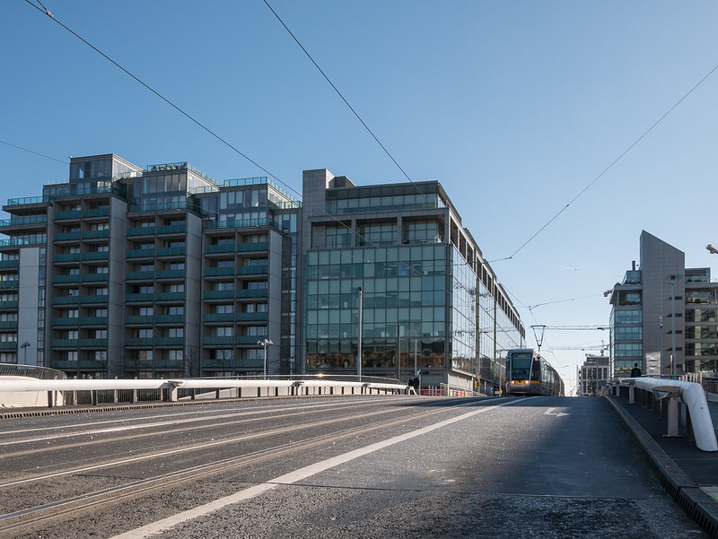 Tram, Dublin
