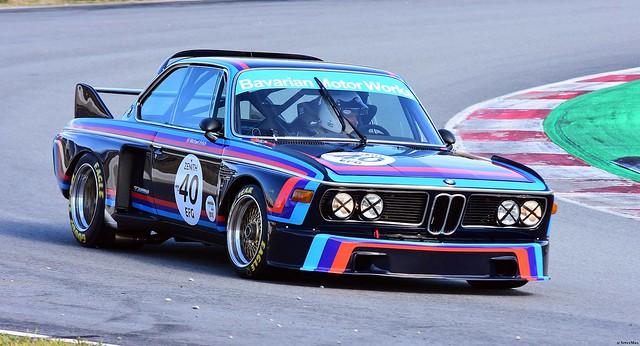 BMW 3.0 CSL  1975 / Michael ERLICH / CHE
