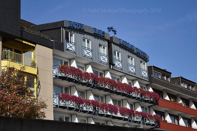 Cityscape : Hotel Haus Morjan, Koblenz