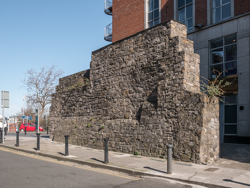 Dublin City Wall