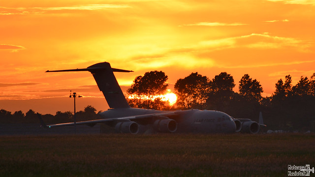 United States Air Force Boeing C-17A Globemaster III 09-9211